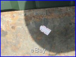 41525 Old Vintage Antique Enamel Sign Shop Advert Cherry Blossom Boot Polish Tin