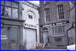 Antique Vintage Enamel Sign Dublin
