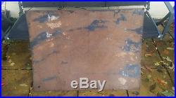 Craven a vintage enamel sign large