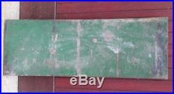 Enamel Advertising Sign Players Please Cigarettes Tobacco Antique Vintage rare