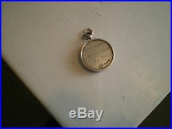 Very Rare Vintage Enamel Pocket Watch Fob, Players Navy Cut Enamel Is Perfect