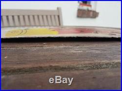 Vintage Eley Kynoch Enamel Sign