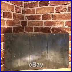 Vintage Enamel Sign Champion Spark Plug Service Enamel Sign #2062