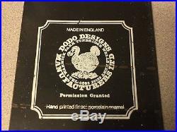 Vintage Porcelain Enamel Advertising Sign Robertsons Golden Shred Marmalade